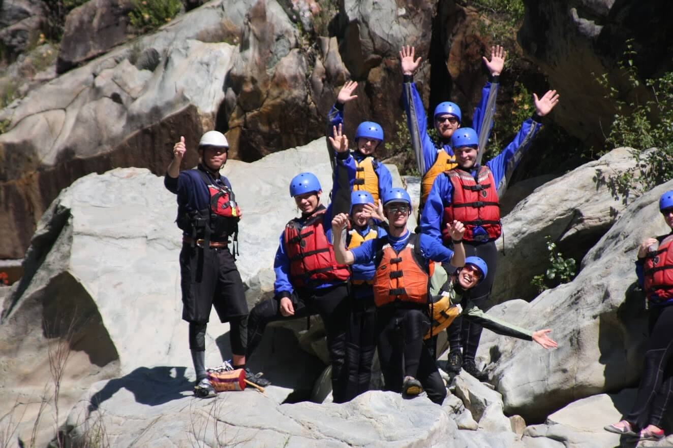 Ivan and his crew excited for more North Fork thrills