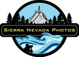 Sierra Nevada Photos - Whitewater Rafting Photography logo